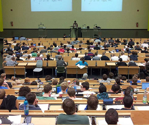 German Lecture Hall