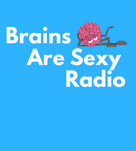 brains are sexy intro logo