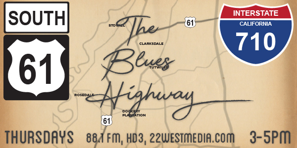 The Blues Highway logo