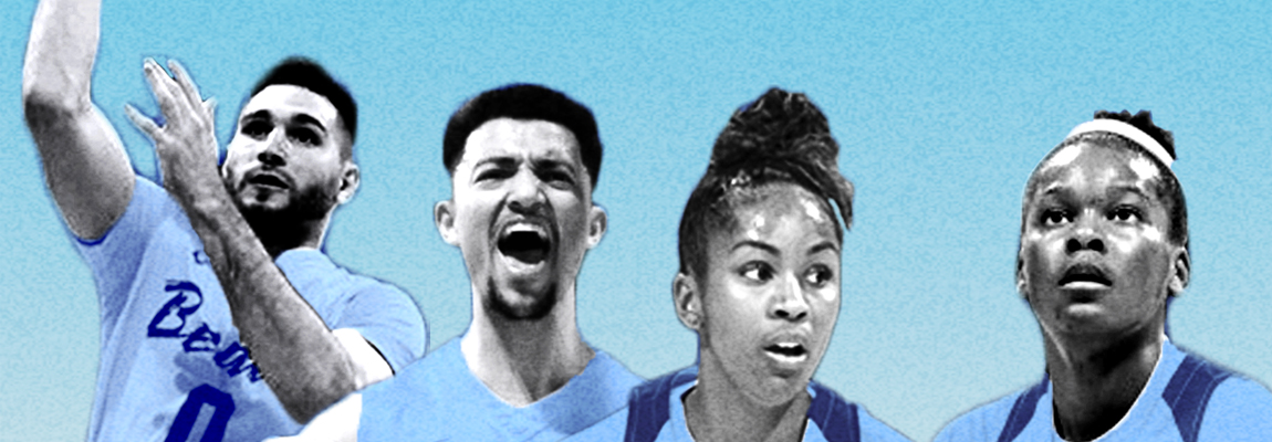 Getting In On the Madness|With men's and women's basketball