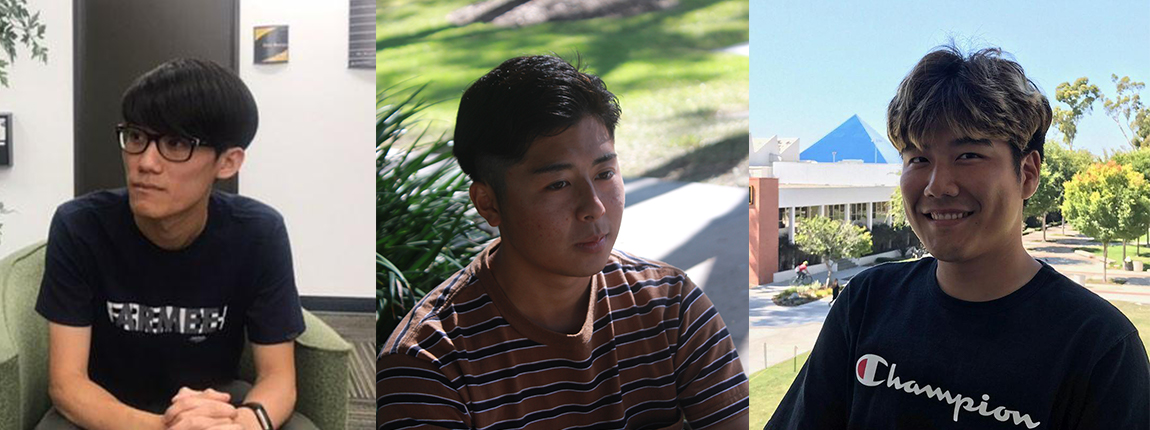 pictures of international students who attend CSULB