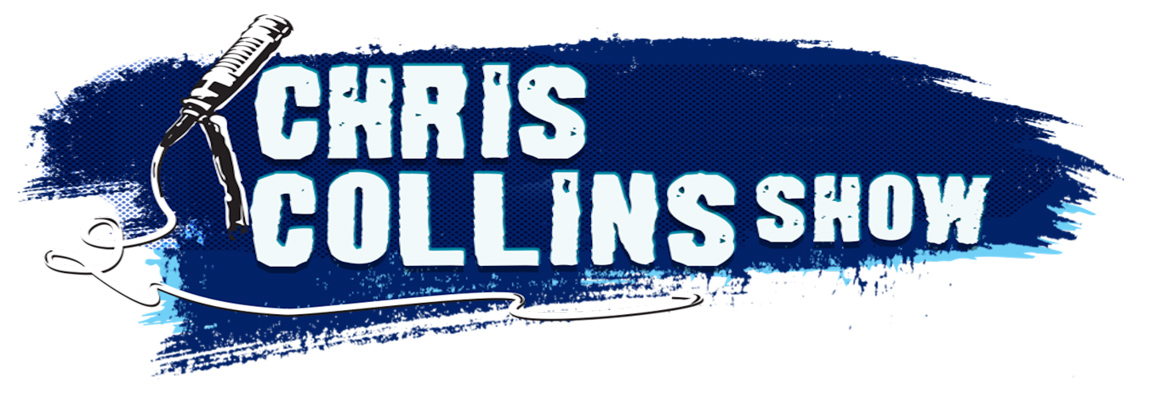 chris collins show full logo