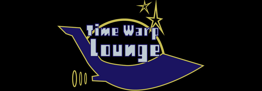 Time Warp Lounge full logo