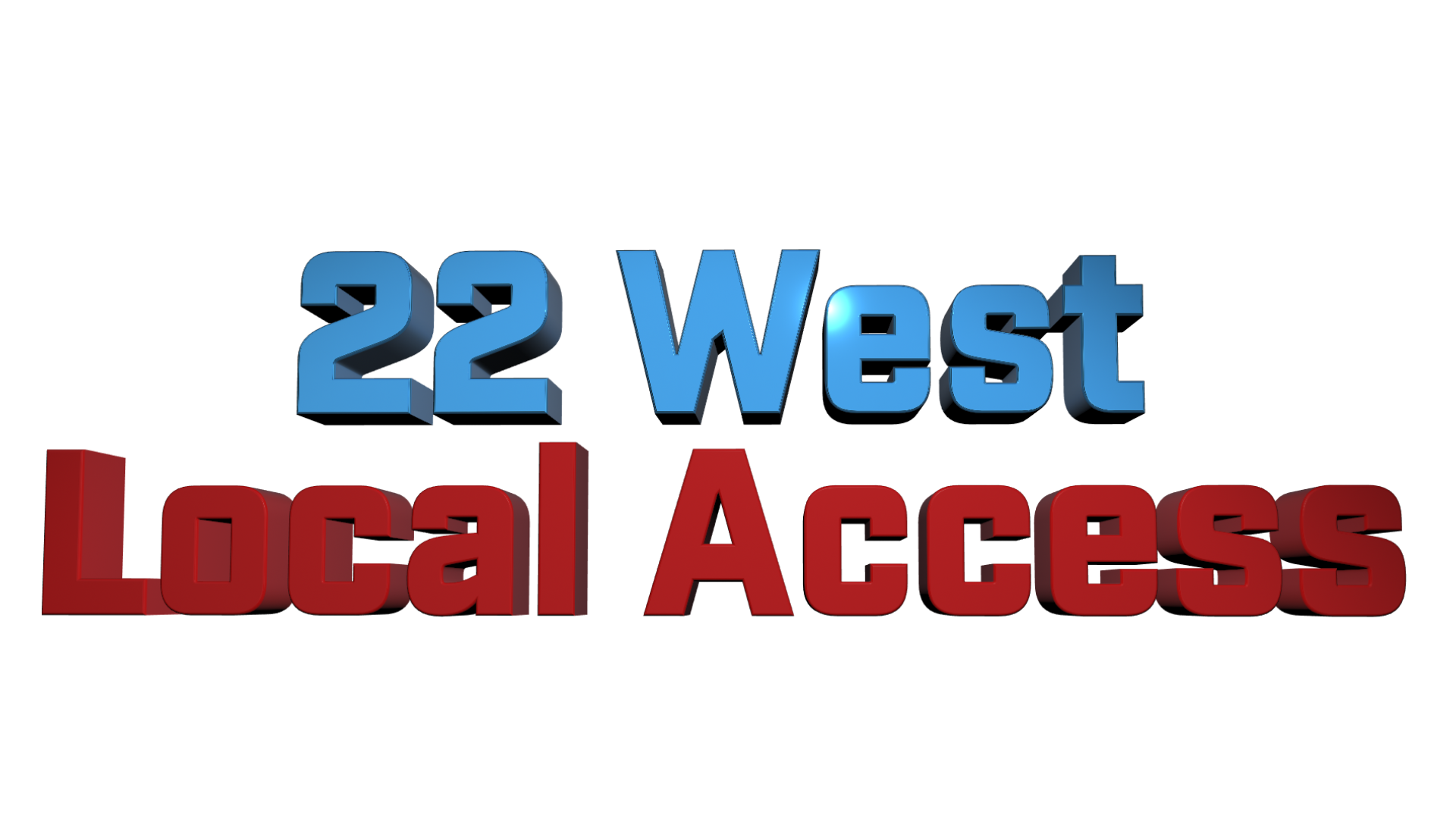 22 west local access